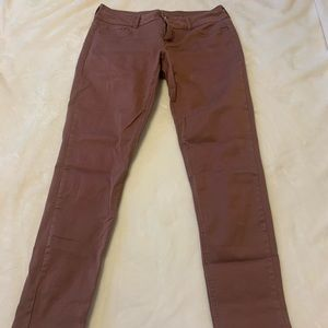 Brown Maurices Jeggings